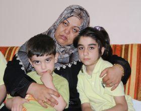 Familia de Ali Haydar Bengi