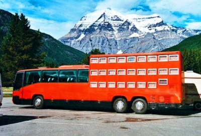 autocarro hotel