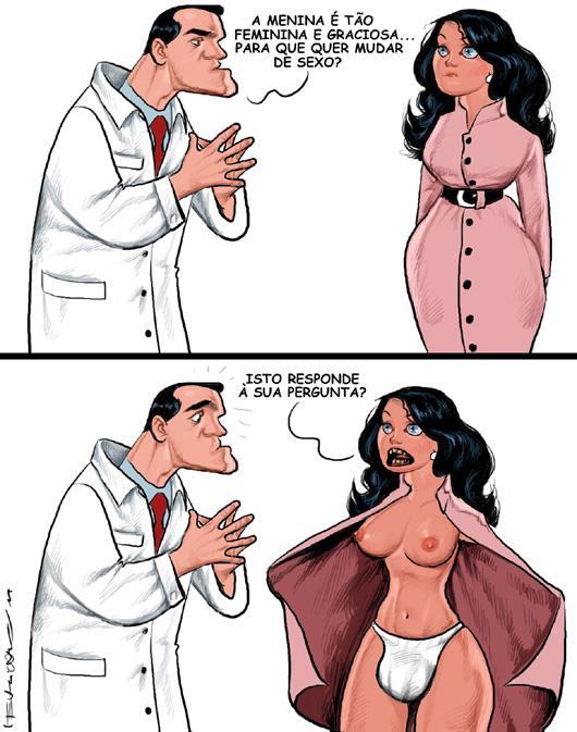 Mudança de sexo