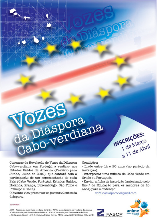 Vozes da Diáspora Cabo-verdiana