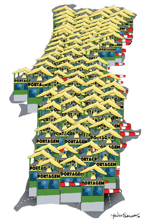 Novo ordenamento do territorio