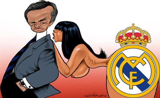 Te quiero Mourinho