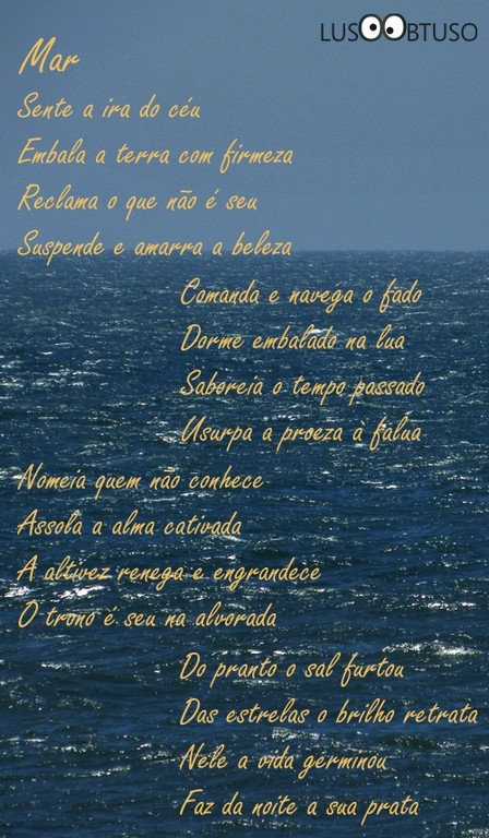 Poema do Luso ao Mar