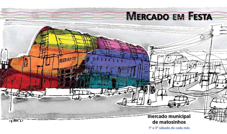 Mercado em Festa, dia 6 de Novembro - Mercado Municipal de Matosinhos