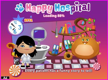 happy hospital