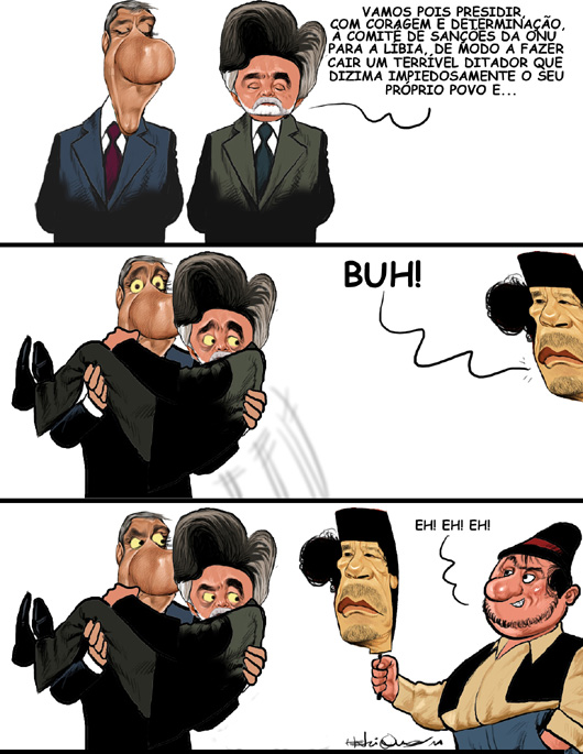 Os Punidores da Líbia
