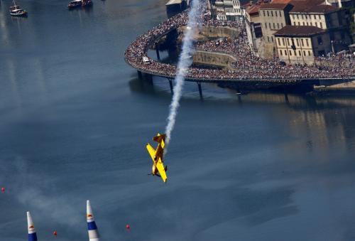 Festival aéreo Red Bull (Porto 2007)