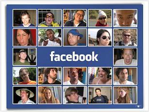 Facebook: a rede social do momento...