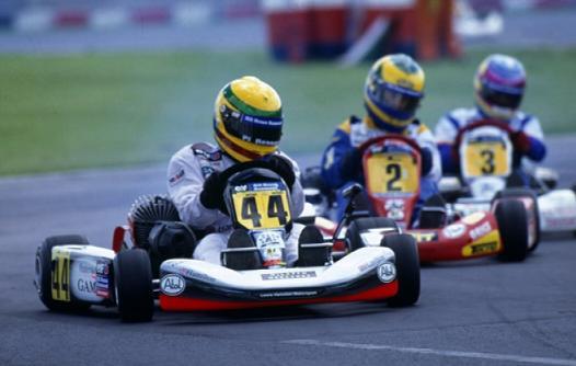 Karting: 3 eventos agendados...