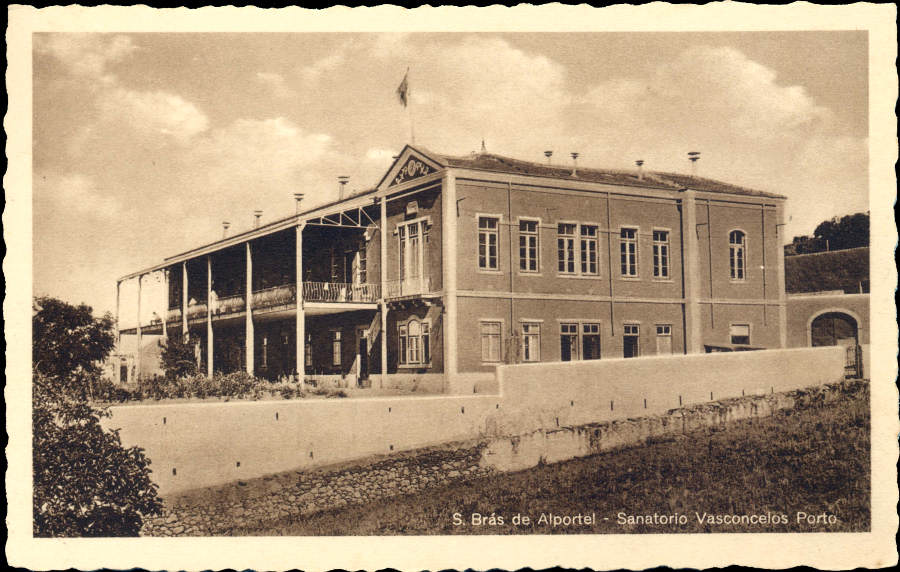 Sanatório Vasconcelos Porto, São Brás de Alportel