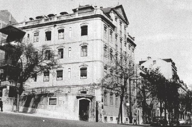Rua José Estêvão, 3, Lisboa (A.Madureira, 1965)