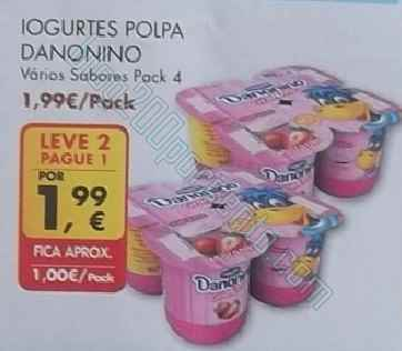 Acumulação Pingo Doce Danone - Danonino