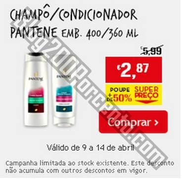 Super Preço | CONTINENTE | até 14 abril - Pantene