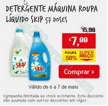 Super Preço | CONTINENTE | até 7 maio - Skip