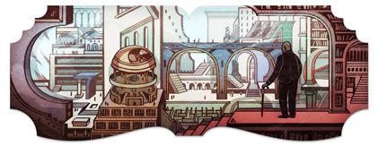 112º aniversário de Jorge Luis Borges