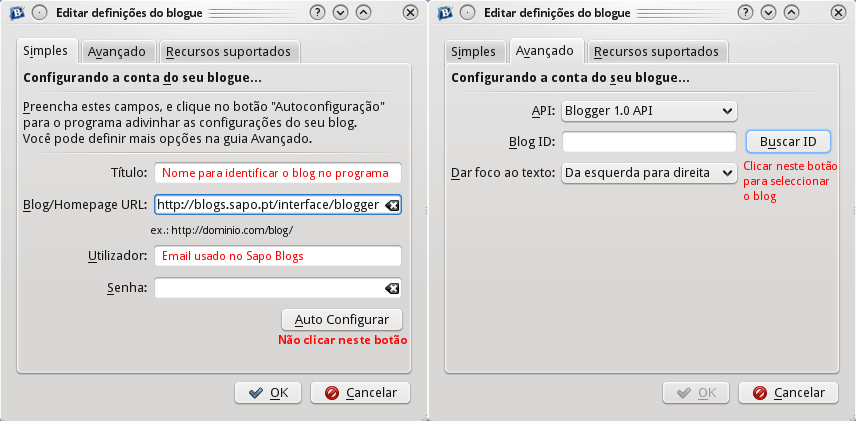 blogilo com sapo blogs