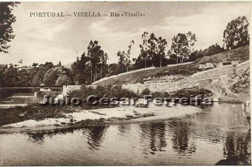Praia Fluvial na Cascalheira