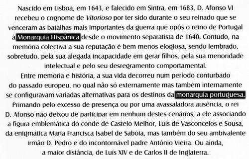Nascido em Lisboa...