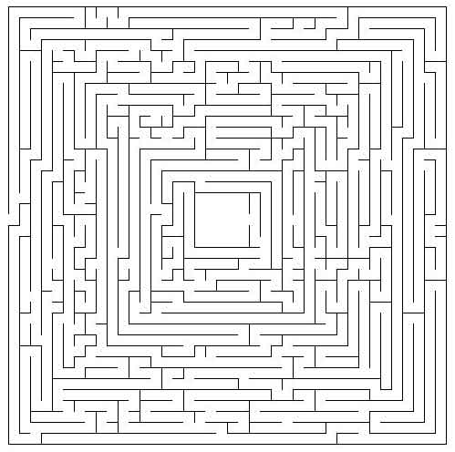 labirintos para imprimir