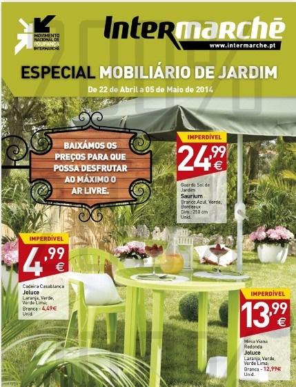 Antevisão folheto   INTERMARCHÉ   de 22 abril a 5 maio - Jardim