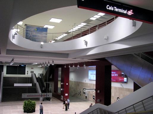 metro aeroporto