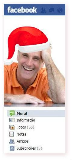 fazer chapéu pai natal gorro papai noel