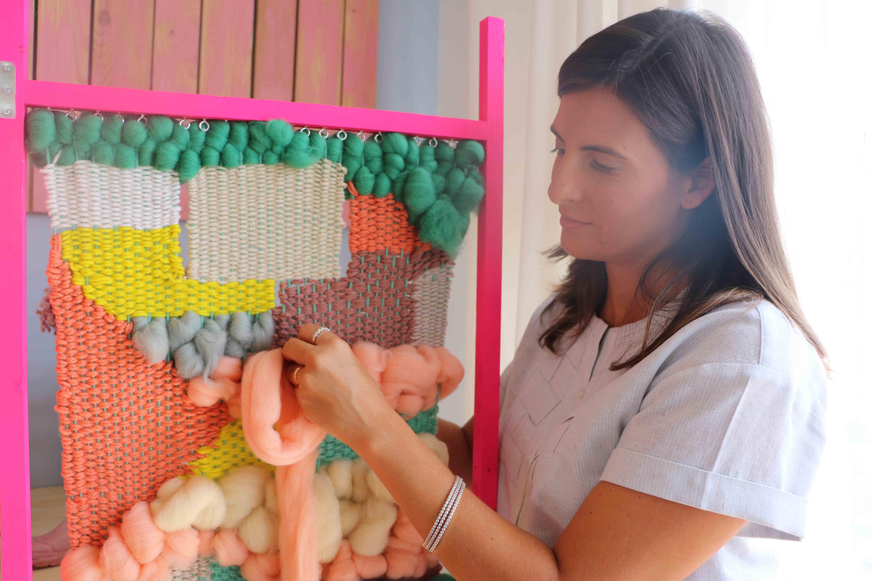 biombo-weaving