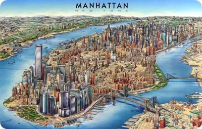 Passear em Nova Iorque