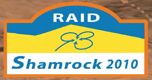 Rallye du Maroc Shamrock 2010