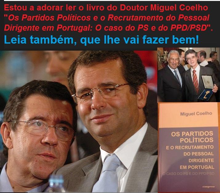 Partidos, Miguel Coelho, PS, PSD, Eleições Europa, Portugal, Manifesto Programa Projecto Políticas Sociais