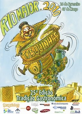 Tasquinhas 2010, Rio Maior