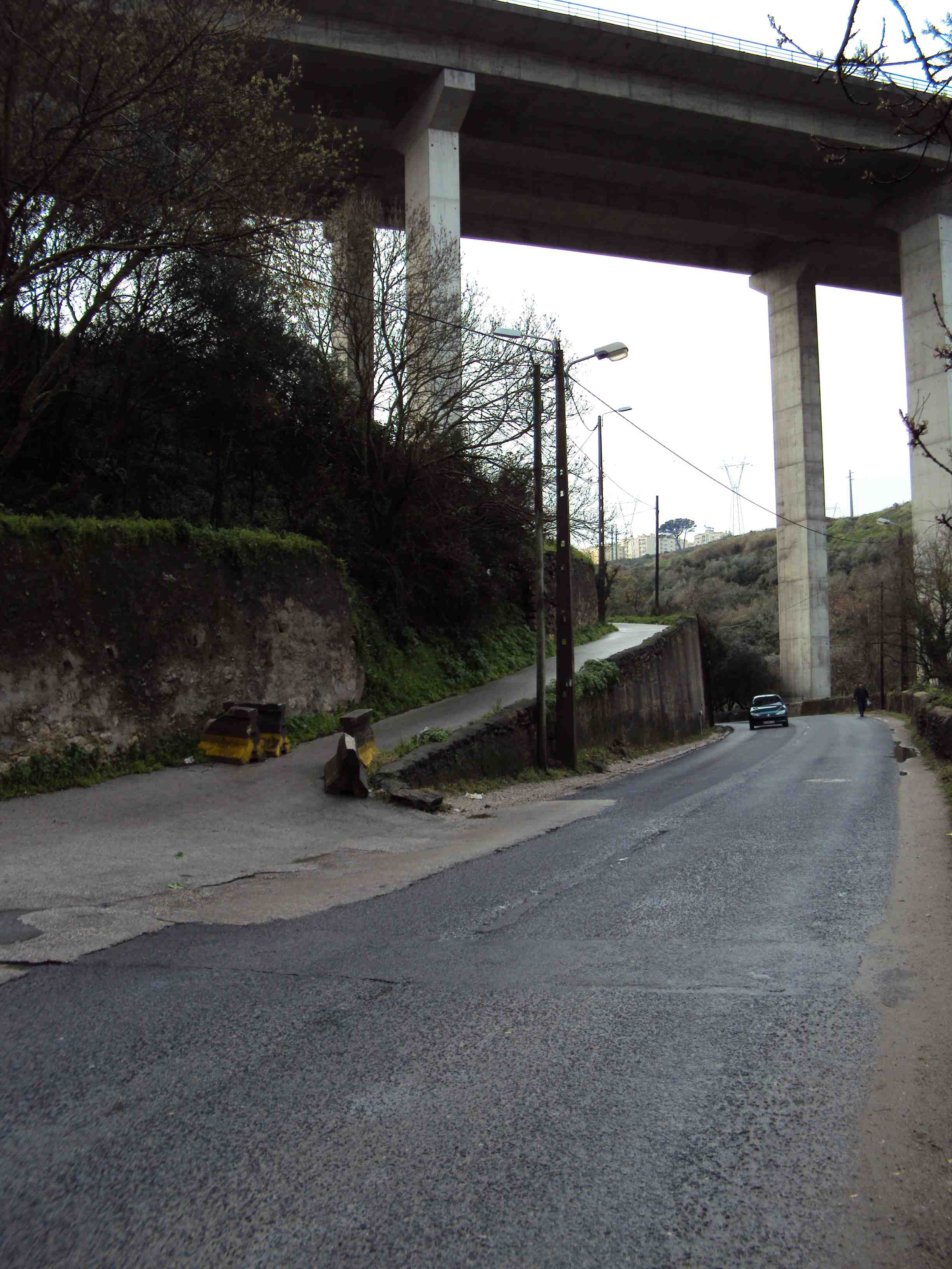EN117 - Estrada Acesso ao Pêgo Longo