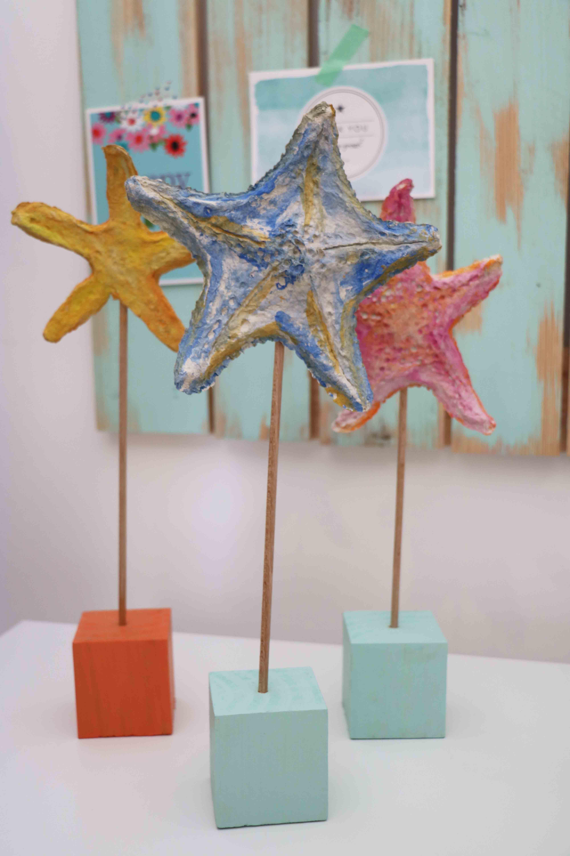 estrelas-do-mar-com-pasta-de-papel
