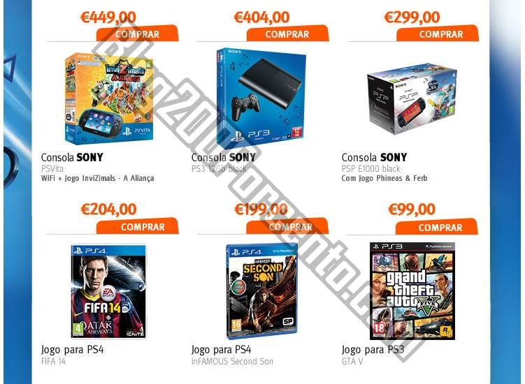 Especial videojogos | BOX / JUMBO | até 20 abril