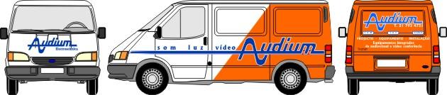 AUDUIM | Ford Transit