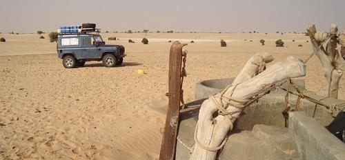 De Nouakchot a Cape Tafarit (Barros)