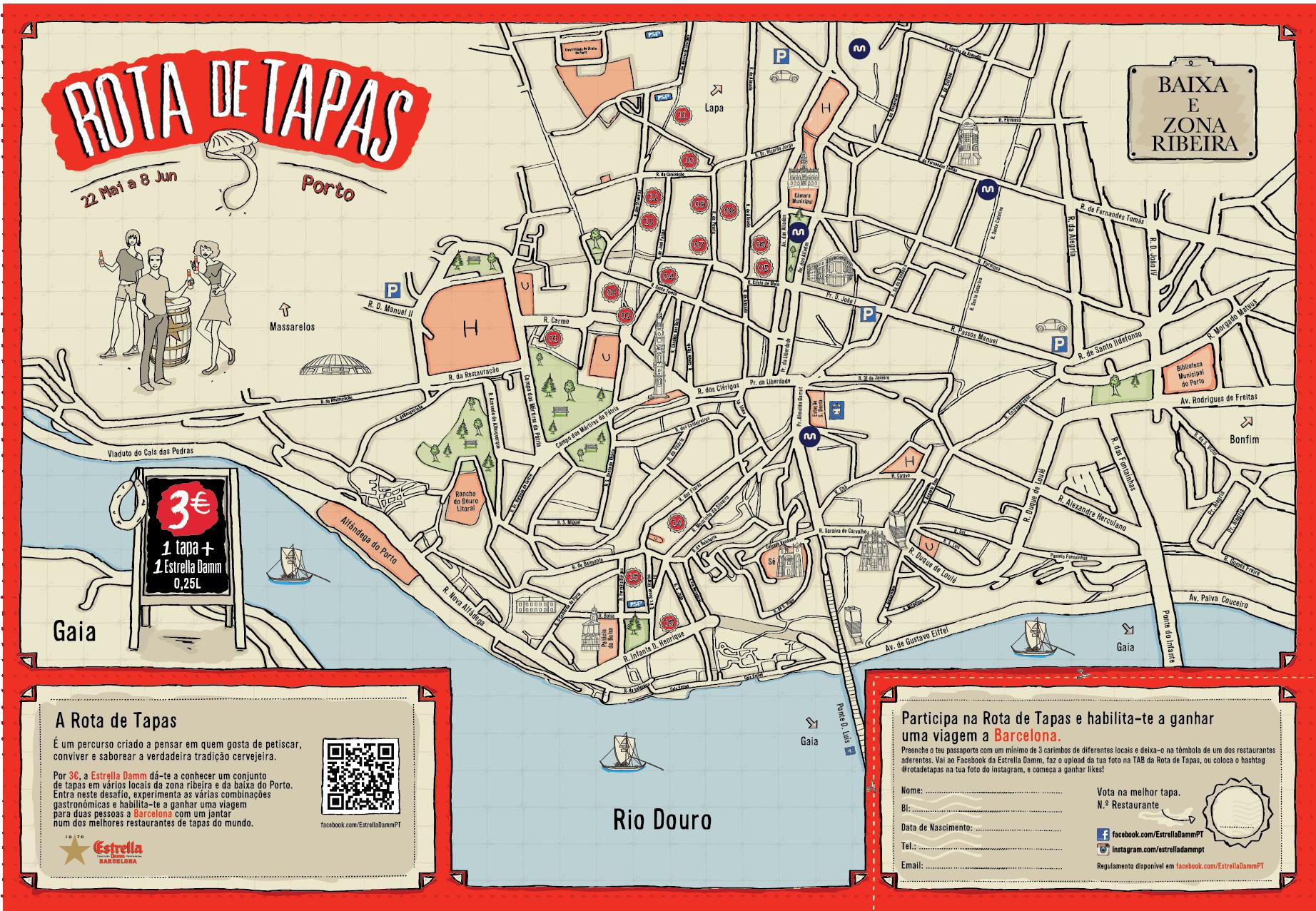 rota das tapas lisboa mapa Rotas de Tapas   Lisboa e Porto   A Melhor Amiga da Barbie rota das tapas lisboa mapa