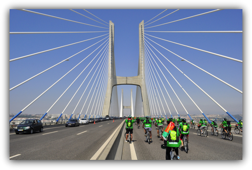 Bike Tour Lisboa