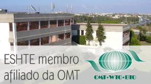 ESHTE Membro Afiliado da OMT