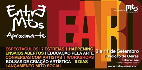 Mostra Internacional de Teatro de Oeiras - MITO