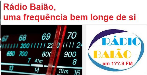 baião, rádio, erc, comunicação social