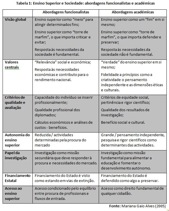 modelos formação ensino superior investigação