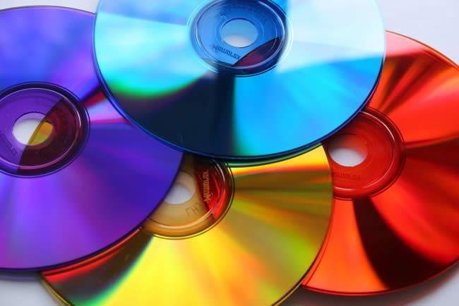 novos discos