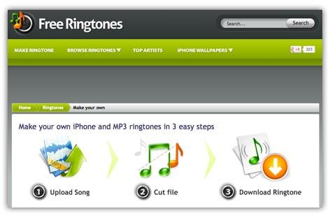 free ringtones iphone