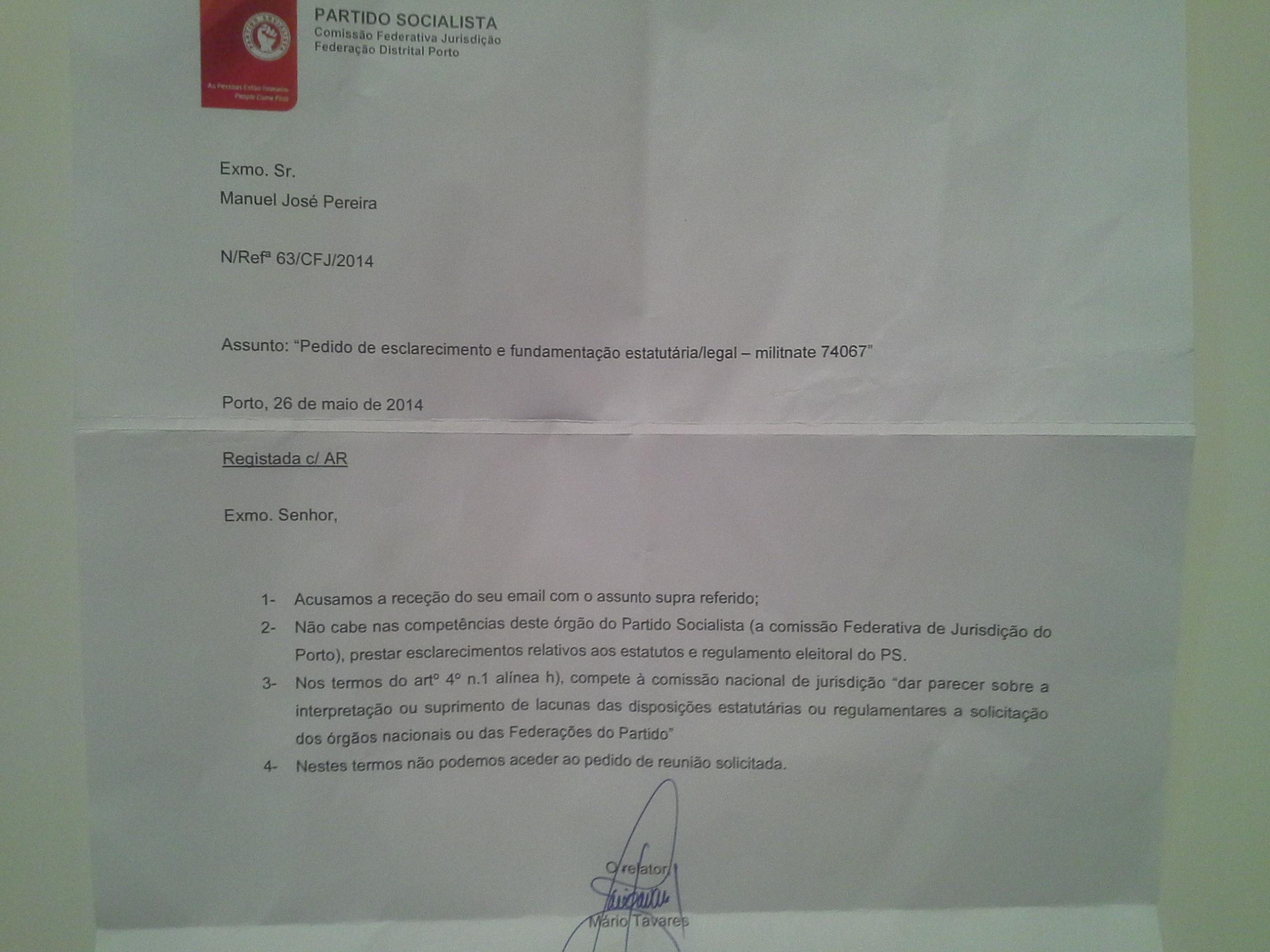 ps partido socialista eleições José Seguro e António Costa estatutos do ps