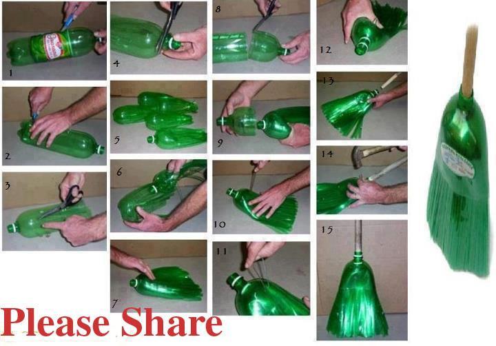 reciclar garrafas