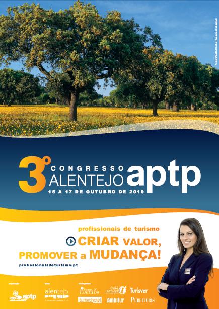 3º Congresso da APTP - Associação de Profissionais de Turismo de Portugal