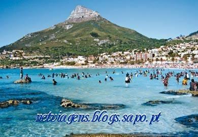 Praia Cidade do Cabo