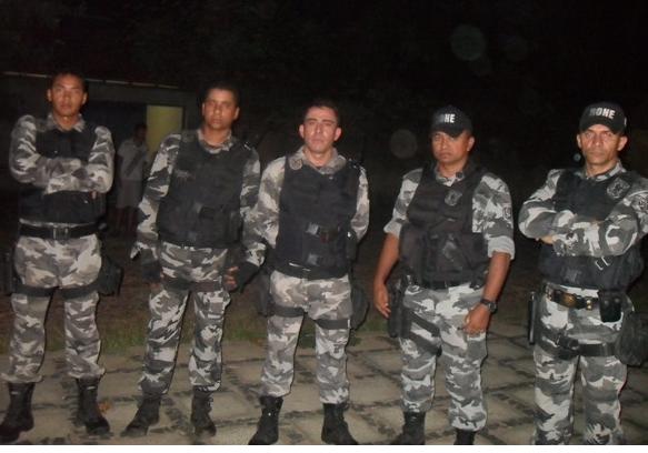 RONE/CRISE/POLICIA/ PIAUÍ