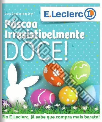 Novo folheto | E-LECLERC | de 8 a 20 abril